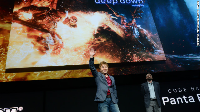 Sony unveils next generation of gaming