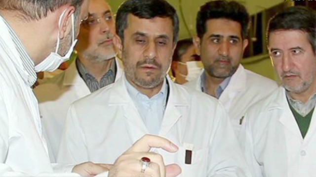 Iran nuclear program under pressure