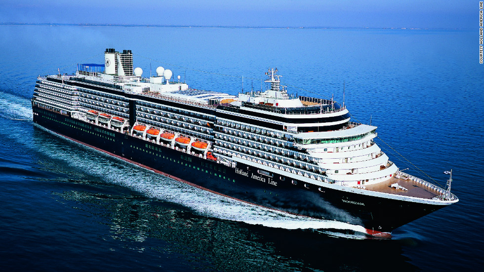 Geared to the older traveler who wants a variety of experiences and a sense of community, Holland America's ms Noordam was picked as best overall ship in the midsized cruise ship category.