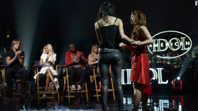 """American Idol"" revealed its top 10 contestants on Thursday night's episode."