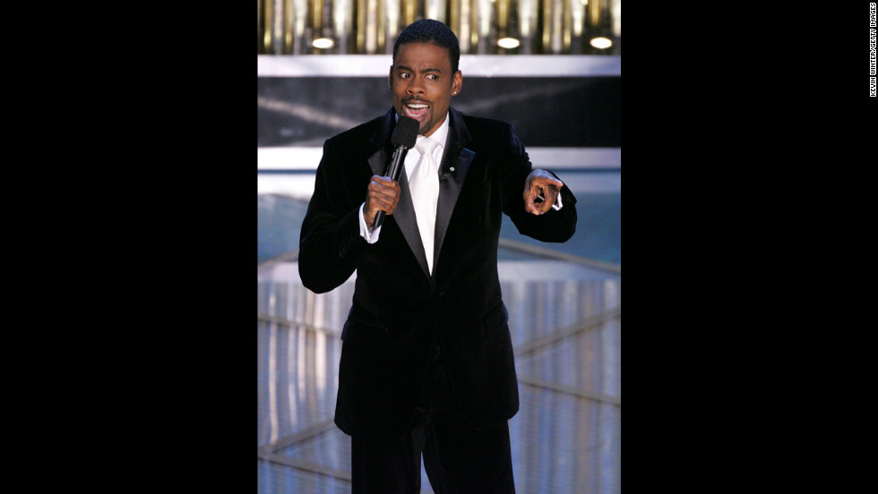 "Chris Rock learned a valuable lesson from hosting the 2005 Academy Awards: Don't diss Jude Law. While Rock was praised by some critics for being himself, he was also chastised by those who simply couldn't take the<a href=""http://www.youtube.com/watch?v=nvbFwj__frg"" target=""_blank""> joke(s).</a>"