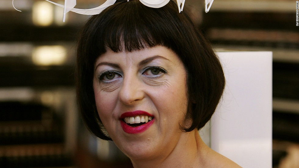 Tatler fashion director Isabella Blow had a knack for discovering British fashion talent, from milliner Philip Treacy and designer Alexander McQueen to models Sophie Dahl and Stella Tennant. She struggled with depression for many years and committed suicide in 2007 while she was stricken with ovarian cancer.
