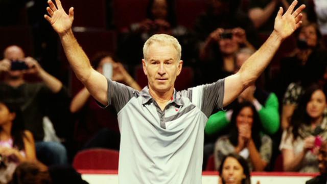 McEnroe: Still going strong