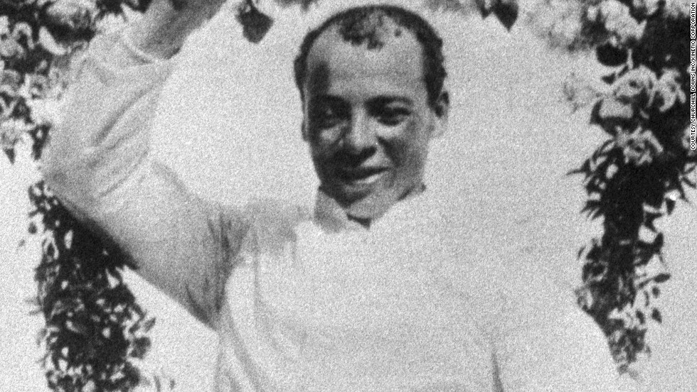 The introduction of the Jim Crow laws in the late 1880s -- segregating blacks and whites -- spelled an end to the golden era of jockeys like Willie Simms (pictured) who won the Kentucky Derby in 1896.