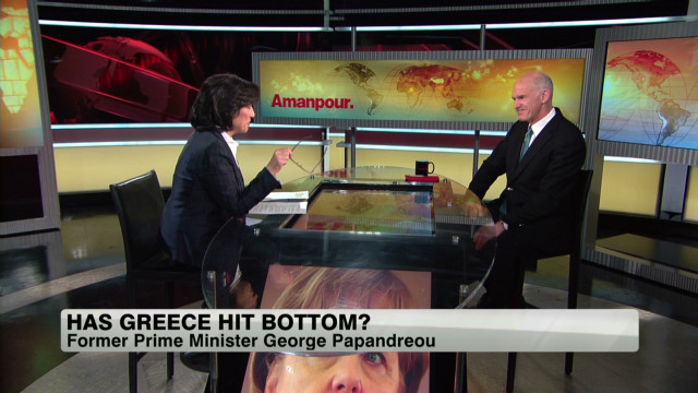 Has Greece hit bottom?