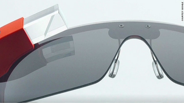 A look at how the Google glasses work