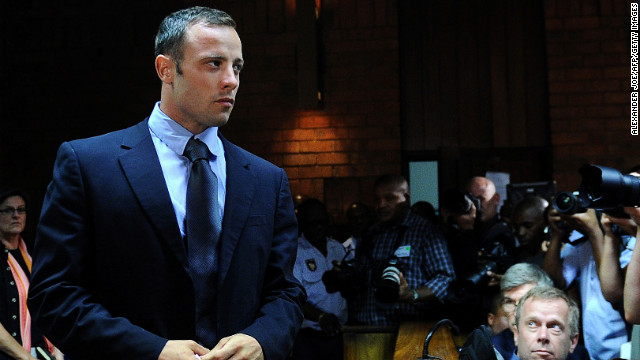 Mixed response to Pistorius bail