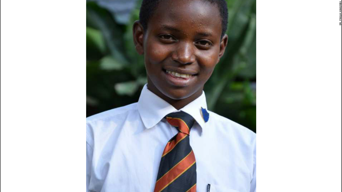 Turere has now been given a scholarship at Brookhouse International School, one of Kenya's top educational institutions.