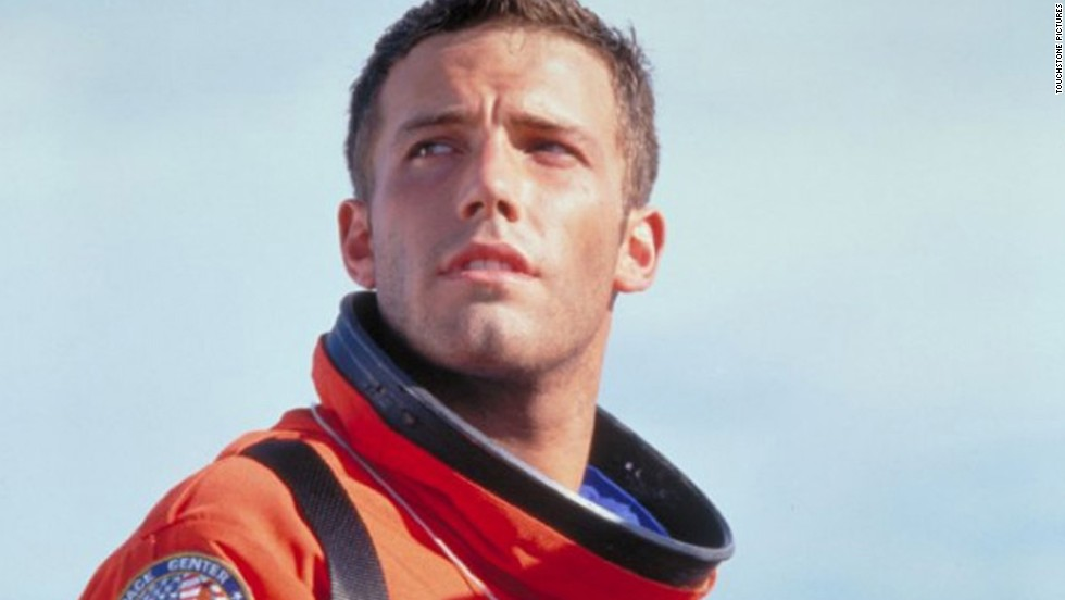 "After his Oscar win, Affleck was courted as a leading man. Here he is in 1998's ""Armageddon."""