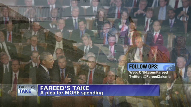 Fareed's Take: More preschool funding