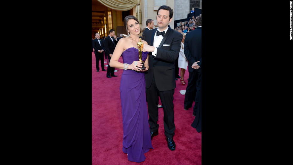Angie Greenup and Ben Gleib