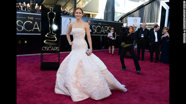 See red carpet hits at the Oscars