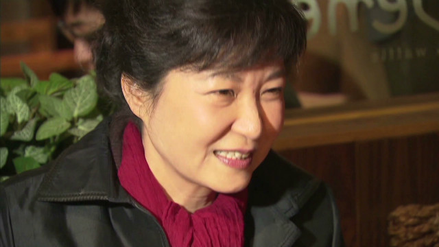 S. Korea's president born into politics