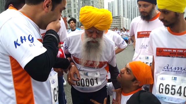 101-year-old runs last race