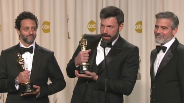 'Argo' producers joke during Oscar Q&A