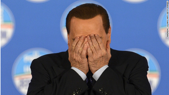 Italian court upholds Berlusconi verdict