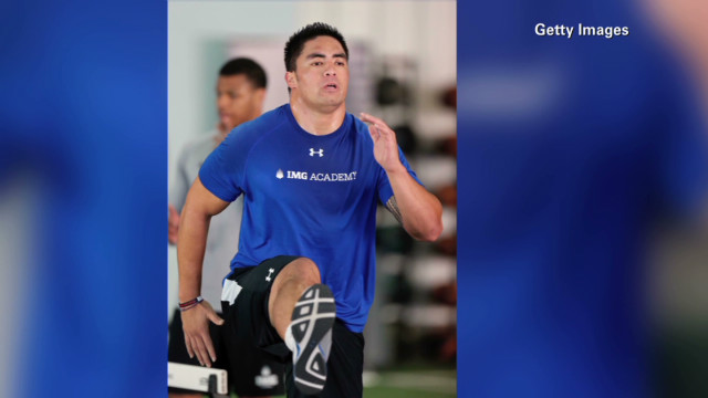 Did Manti Te'o impress at NFL combine?