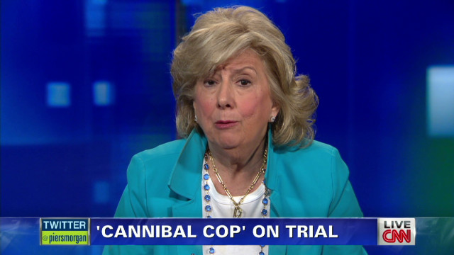 Linda Fairstein: Cannibalism Exists