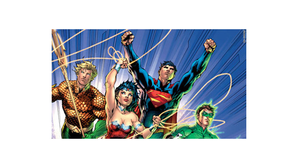 "In 2011, DC Comics went forward with one of the most risky moves in comic book history. Every book was <a href=""http://articles.cnn.com/2011-06-02/entertainment/dc.renumbering_1_comic-book-dc-universe-renumbered?_s=PM:SHOWBIZ"">renumbered to #1</a>, and many of the iconic characters were completely rebooted, with new costumes, revamped origins and more. ""Justice League"" #1 launched the ""New 52,"" and it was the year's top-selling comic."
