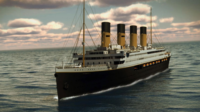 Blue Star Line chairman Clive Palmer is determined to see the Titanic set sail again.