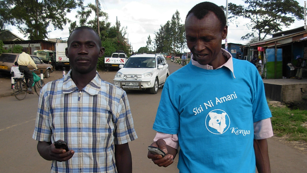 There are fears that Kenya's March 4 elections could see a repeat of the violence that followed the country's 2007 polls. But bloggers and technologists across the country are coming up with innovative ways of promoting peace and monitoring violence.