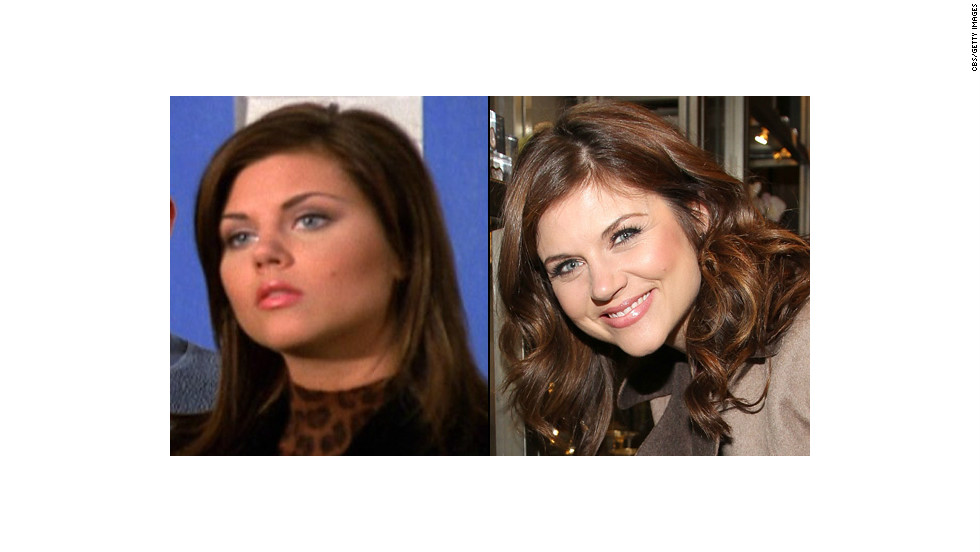 "Tiffani Thiessen dropped the ""Amber"" from her name and traded in Valerie Malone for Elizabeth Burke, her character on USA's ""White Collar."" In 2009, she starred in a Funny or Die video called <a href=""http://www.funnyordie.com/videos/d082b452ae/tiffani-thiessen-is-busy"" target=""_blank"">""Tiffani Thiessen Is Busy.""</a> The comedic short was her response to Jimmy Fallon and fans begging for a ""Saved by The Bell"" reunion. In March, the actress premiered a program on <a href=""http://www.cookingchanneltv.com/shows/dinner-at-tiffanis.html"" target=""_blank"">The Cooking Channel called ""Dinner at Tiffani's."" </a>"