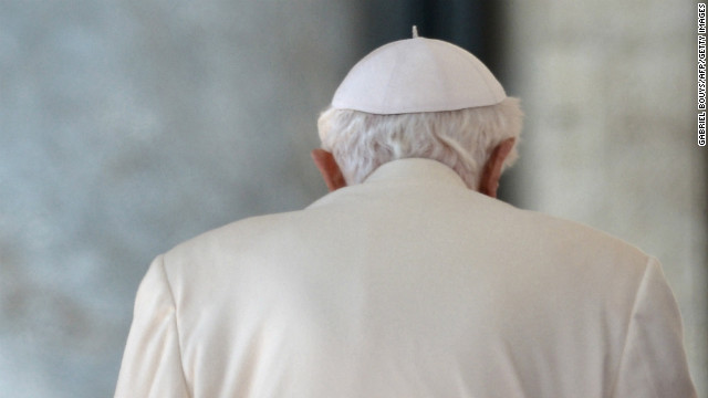 Pope: 'My strength has diminished'