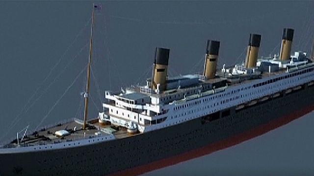Titanic might sail again