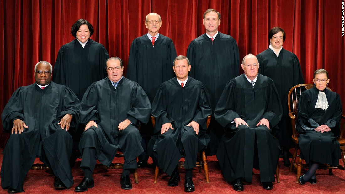 Abortion at the Supreme Court; all eyes on Anthony Kennedy ...