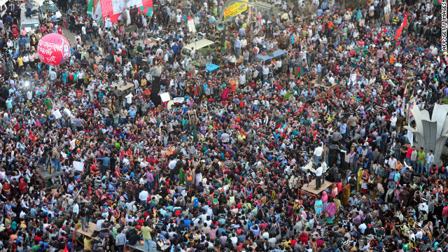 Social activists in Dhaka, Bangladesh, have fueled rallies in February demanding death sentences for war criminals.