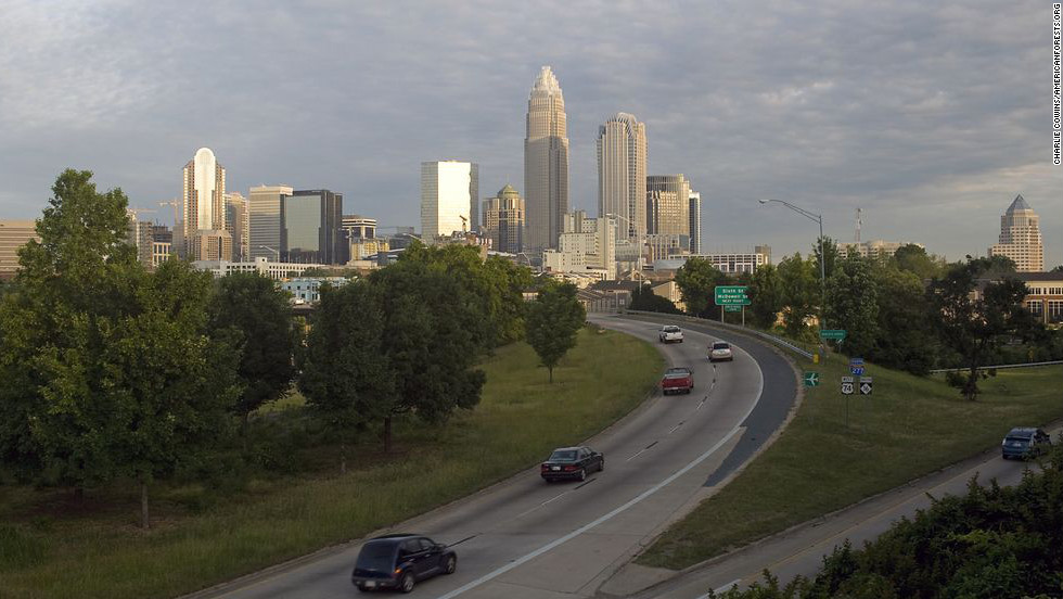 """Charlotte's urban forest stands tall thanks to comprehensive management plans and tree ordinances designed to protect public and private trees. Thanks to the city's attention, Mecklenburg County, centered by Charlotte, was awarded the <a href=""""http://www.nrpa.org/goldmedal/"""" target=""""_blank"""">National Gold Medal Award</a> in 2012 by the National Recreation and Park Association."""