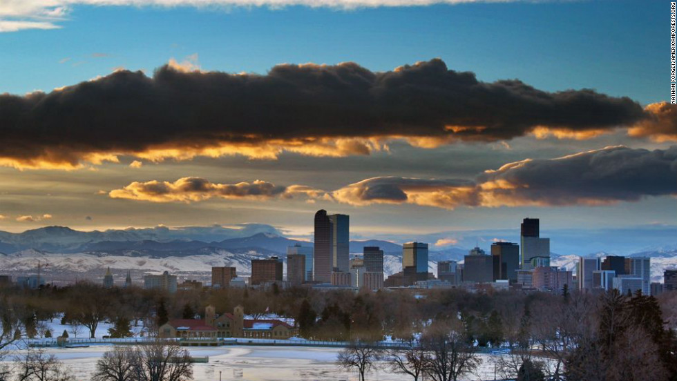 """Like Austin, Denver gets<a href=""""http://www.metrodenver.org/living-here/climate"""" target=""""_blank""""> 300 days of sunshine</a> a year, but nowhere near as much rain. Yet even in these harsh conditions, the Denver Botanic Gardens contains more than 32,000 species of plants, and the City Park Arboretum contains more than 3,000 trees. Denver also requires developers to diversify tree species during landscaping and the city keeps records of the age distribution of the canopy and enforces tree ordinances. Denver estimates that $18 million in net income is from tourists visiting their park system."""