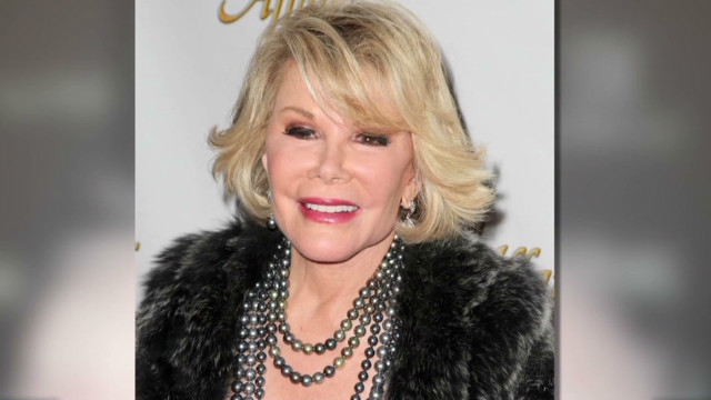 Joan Rivers' Holocaust joke criticized