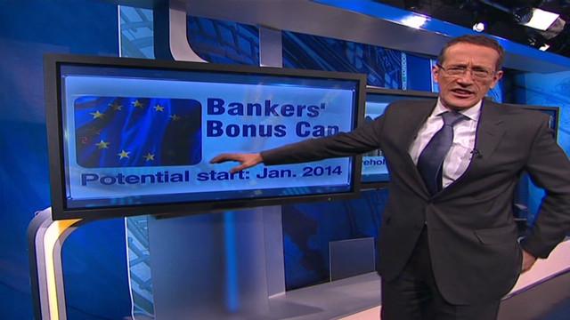 EU bankers' bonus cap explained