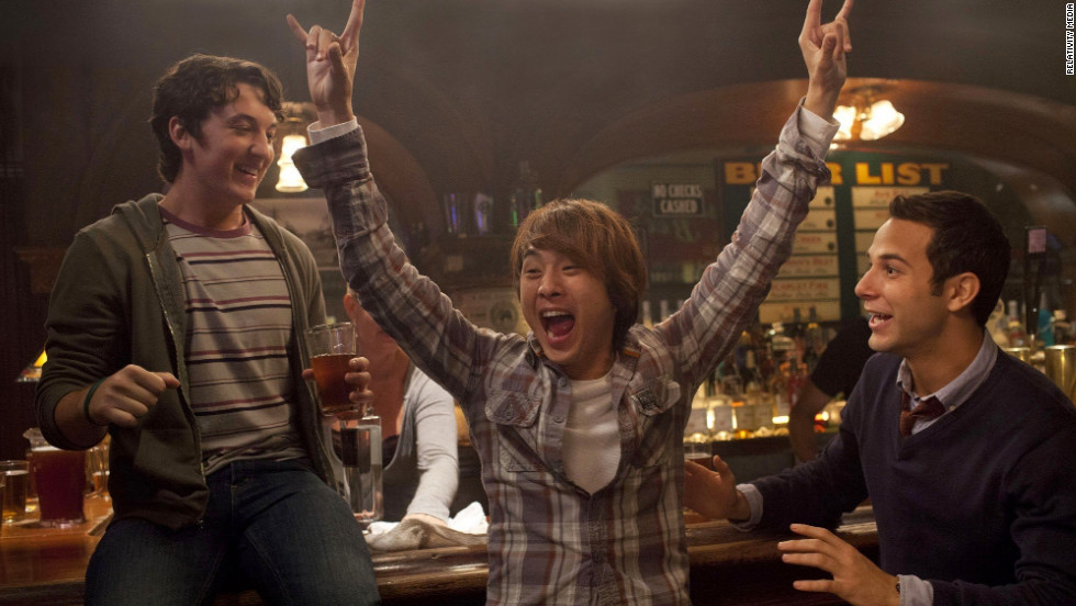 """""""21 and Over"""" is the latest movie about wild and crazy college students to hit theaters. """"Animal House,""""  """"Old School"""" and others give the new comedy big shoes to fill. Re-live your college days with these hilarious flicks:"""