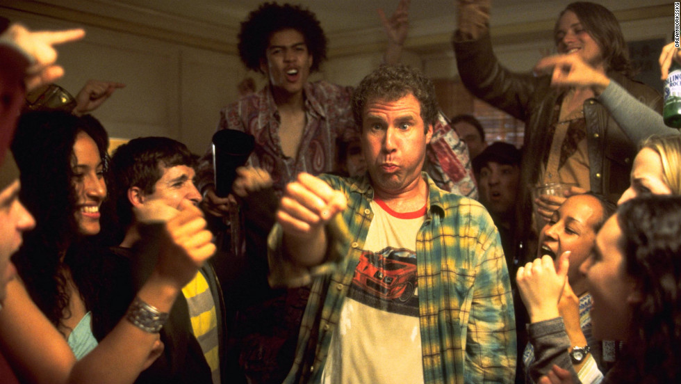 """Luke Wilson, Will Ferrell (aka. Frank the Tank) and Vince Vaughn prove you're never too old for college in """"Old School."""" The men attempt to relive their college days by starting a fraternity and going head-to-head with the evil Dean Pritchard (Jeremy Piven.)"""