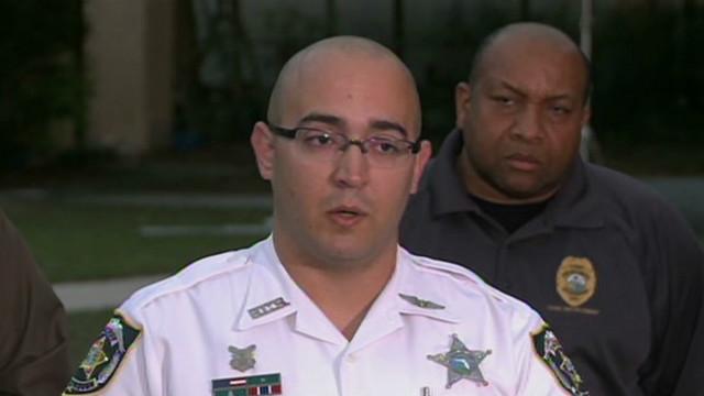 First responder: Everything was sinking