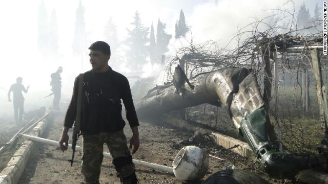 March deadliest month in Syria war