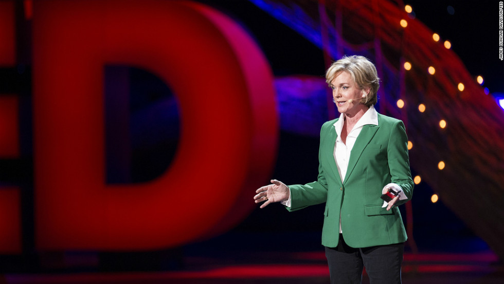 "Former Michigan Gov. Jennifer Granholm called for a ""Race to the Top"" competition among states to push the U.S. toward the use of cleaner energy."