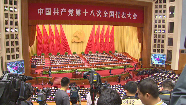 China's Congress to begin new session