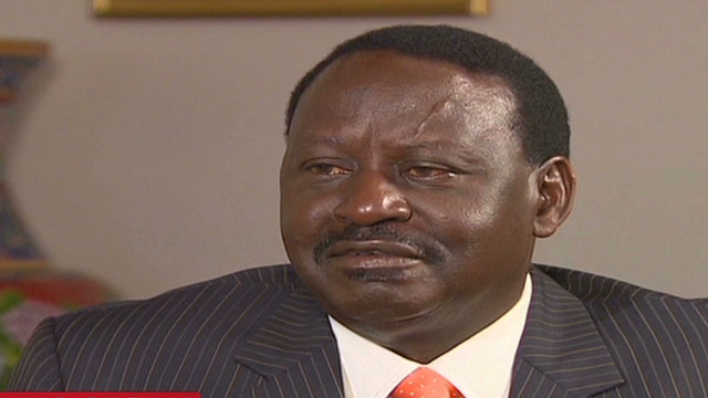 Odinga: This is Kenya's opportunity