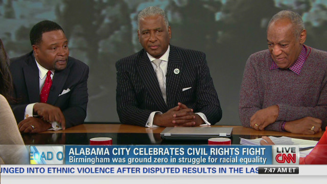 Commemorating civil rights milestones