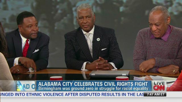 Commemorating civil rights milestones