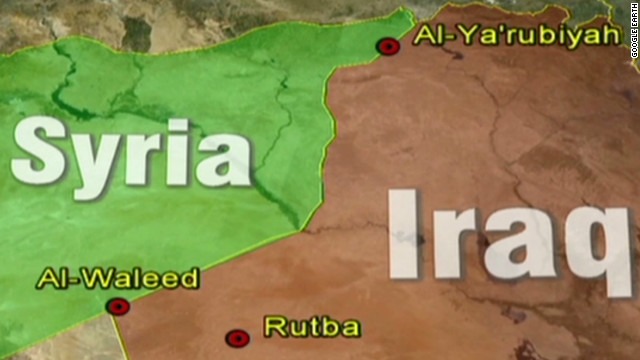 Syrian soldiers reported killed in Iraq