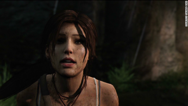 The man behind 'Lara Croft'