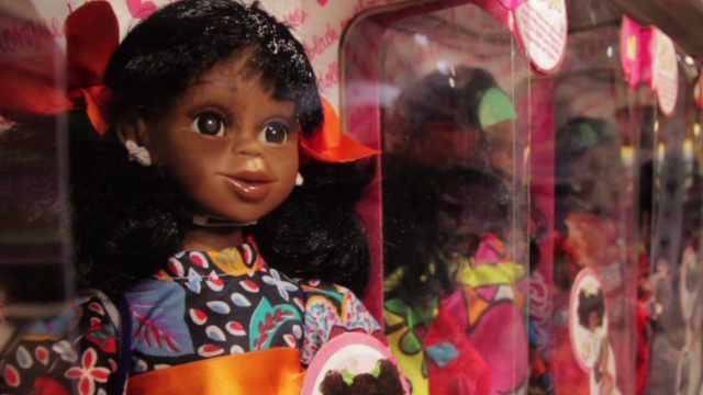 Dolls help children reconnect with roots