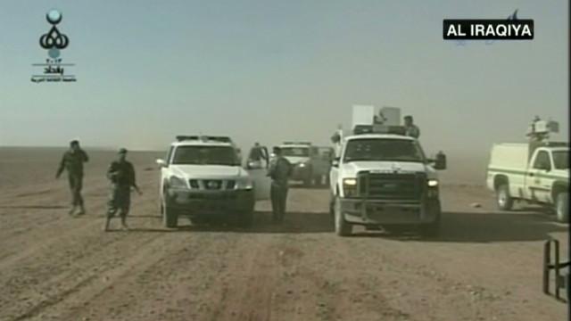 Syria violence spills into Iraq