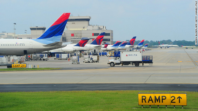 Hartsfield-Jackson Atlanta International Airport was named the busiest passenger airport in the world in 2012.