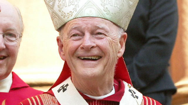 Cardinal Theodore McCarrick