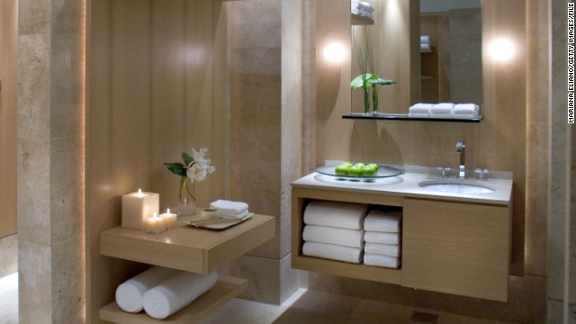 More than 75% of U.S. hotels have towel and linen reuse programs, according to an industry survey.